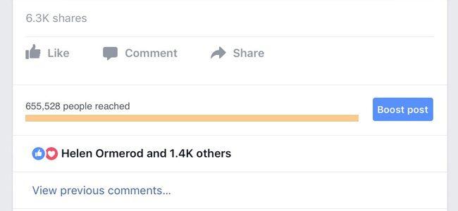 Contoh konten viral di media sosial