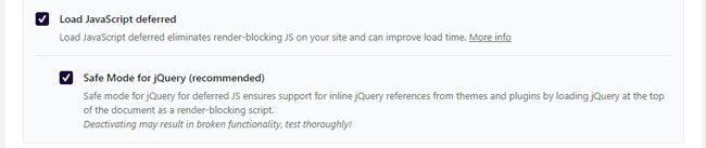 Pengtaturan file JavaScript