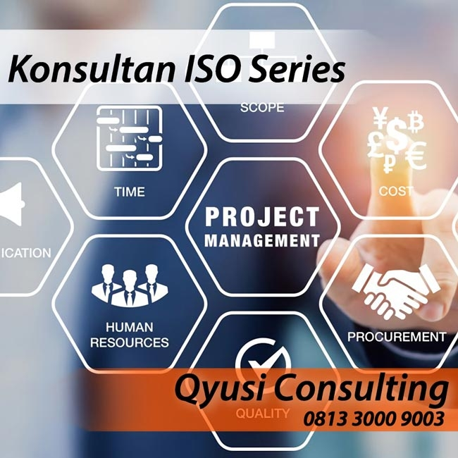 Jasa konsultan ISO di Jakarta