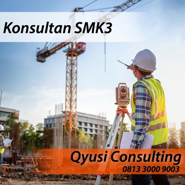 Jasa konsultan SMK3 di Jakarta