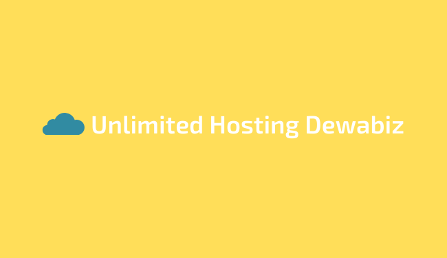 Penyedia hosting murah Dewabiz