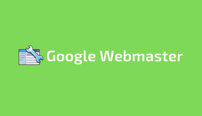 Cara daftar Google Webmaster tools