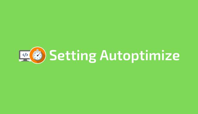 Cara setting plugin Autoptimize terbaru
