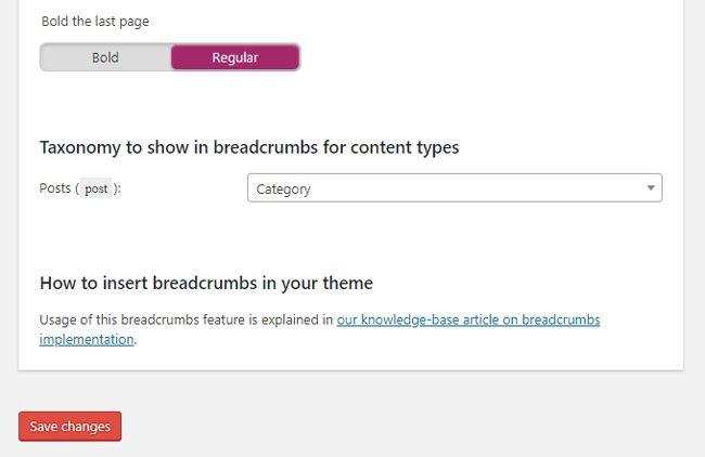 Pengaturan tampilan URL di mesin pencari